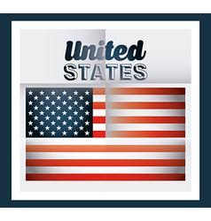 usa emblem vector image