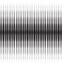 Vertical dots halftone pattern vector