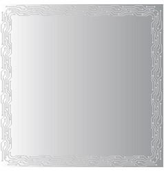 Creative concept metal silver scheme texture page vector