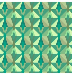 Seamless abstract triangle pattern vector image