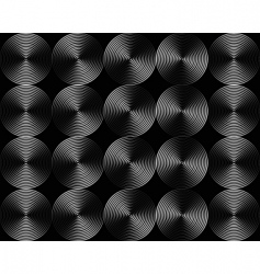 metallic shimmering background vector image