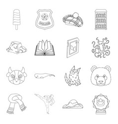 Sport animal medicine and other web icon in vector