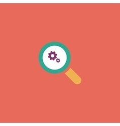 Business Analysis symbol vector image