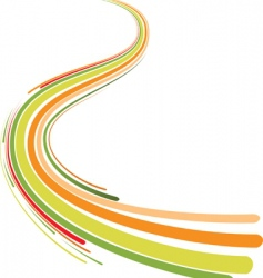 motion path vector image