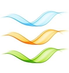 set color wave vector image