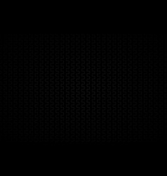 black abstract background with grey lines modern vector image