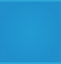 blueprint background for technical drawings vector image