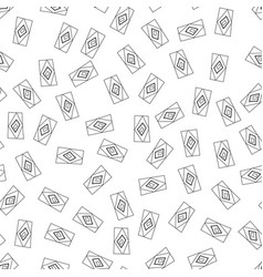 geometric modern background abstract minimalist vector image