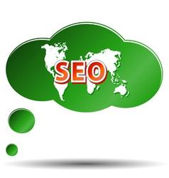 SEO - Search Engine Optimization vector