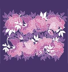 pastel pattern vector image vector image