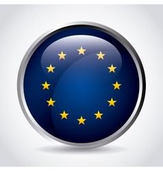 european union vector image vector image