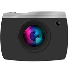 Camera Clipart Graphic vector image