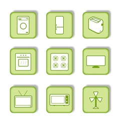 homeware icon vector image