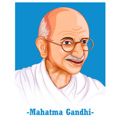 India background with nation hero and freedom vector