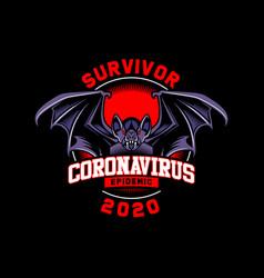 Survivor corona virus vector