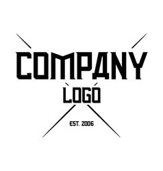 X-Logo vector