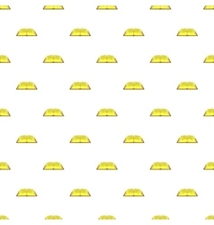 Ancient book pattern cartoon style vector image