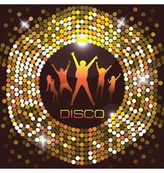 Nightclub City life vector image vector image