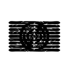 Grunge banner background vector