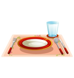 Table set vector