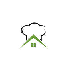 home chef vector image