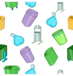 Scum pattern cartoon style vector