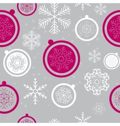 Happy New Year and Marry Christmas Seamless vector