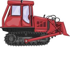 Tractor a vector