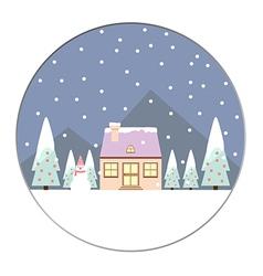 Christmas day vector