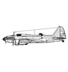 Ilyushin il-4 vector