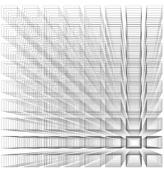 White color abstract infinity background 3d vector