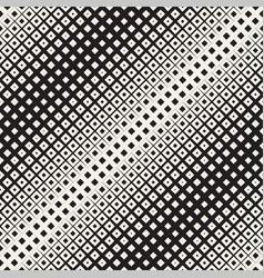 stylish minimalistic halftone grid vector image vector image