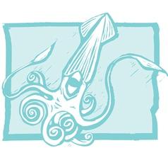 Giant Squid vector