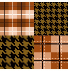 Pattern collection vector