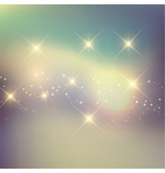 Retro stars background 0804 vector