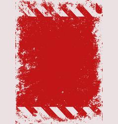 Warning symbol vector