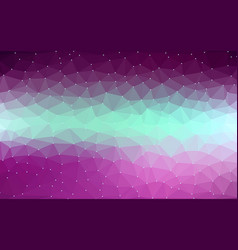 abstract vibrant mosaic background vector image