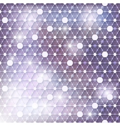 net colorful blurred background vector image
