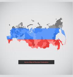 dark background of russian vector image