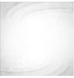 white and grey abstract twisted background vector image