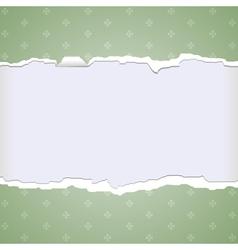 old paper wallpaper vector image