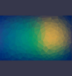 abstract background of triangles warm texture vector image