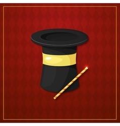 Magician logo vector