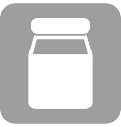 Milk Bottle vector
