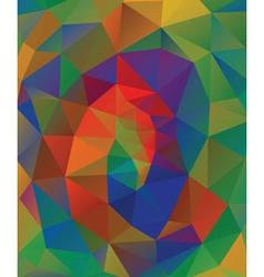 Multicolor Geometric Background6 vector