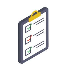 Todo list document vector