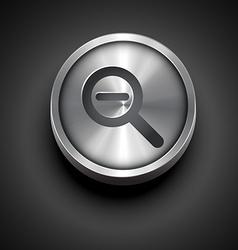 Zoom icon vector