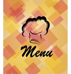 Banner for restaurant and cafe vector image vector image