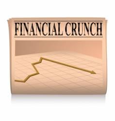 Finance graph vector