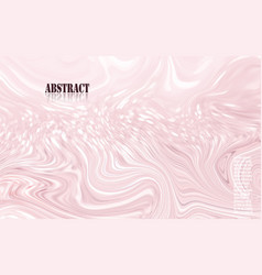 abstract pastel pink acrylic paints surface vector image